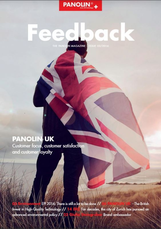 PANOLIN Feedback issue 2 october 2016