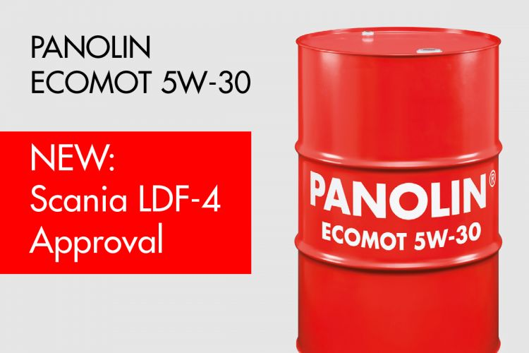 PANOLIN ECOMOT 5W-30 engine oil